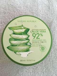 Nature Republic Aloe Vera(authentic)