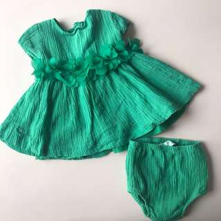 Chateau De Sable Dress for 3mos and up