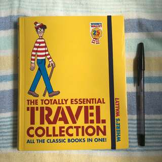 Where's Wally? The Total Essential Travel Collection