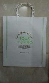 Paperbag - Paper Bag - Tas Karton Tous Les Jours