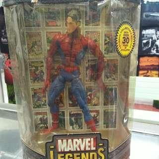 Marvel legends ICONS spoderman
