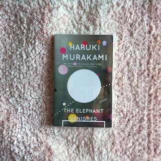 The Elephant Vanishes– Haruki Murakami