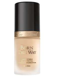 Authentic Too faced born this way foundation shade : sand