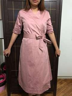 Women's Mosaic Pink Dress size medium