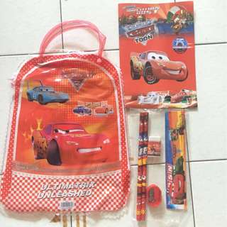 Stationery Set / Children Party Goodie Bag / Gift Pack