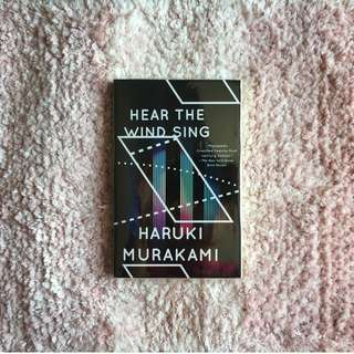 Hear the Wind Sing – Haruki Murakami