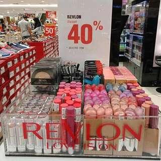 REVLON DISCOUNT 40%
