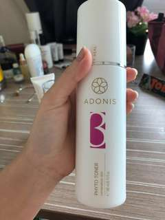 Adonis toner for combination skin and acne prone skin