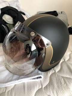 Biltwell helmet 頭盔
