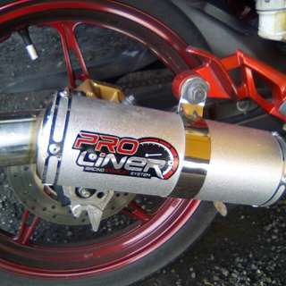 Ekzos / Exhaust Racing PROLINER for LC 5speed