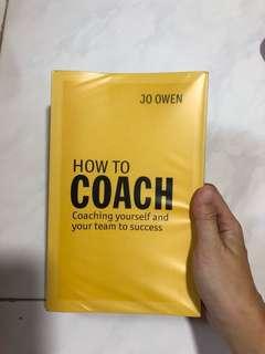 Jo Owen - How to coach