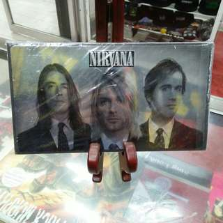 Nirvana with the lights out CD/DVD