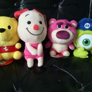 BN Plush Toys