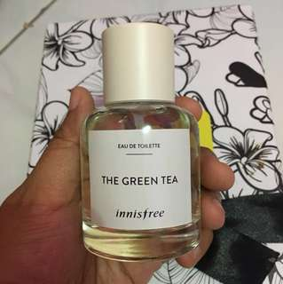 Innisfree eau de toilette the green tea