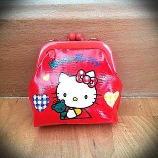 全新 Hello kitty coin purse 散紙包 零錢包