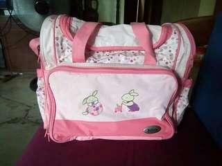 Junior brand maternity bag