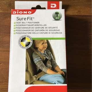 Child seat strap