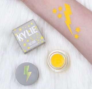 Instock Kylie Cosmetics Yellow Gel Eye Liner Pot