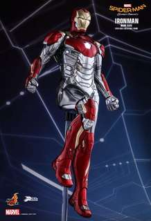 Hot Toys IronMan Mark 47 XLVII Powerpose PPS 004