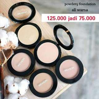 Revlon powdery foundation