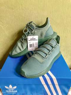 Tubular Shadow Junior-Army Green  Size UK 6