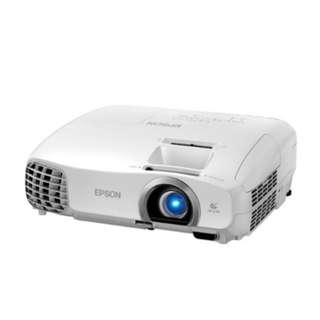 EPSON dreamio Full HD 1080p 3LCD 3D Home Cinema and Gaming Projector (Japan Import) Free 2 pairs original 3D glasses