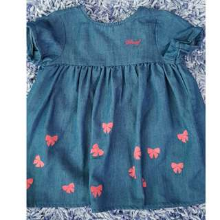 Poney Blue Dress