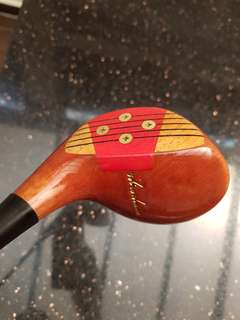 Antique Vintage Honma Golf Club Persimmon