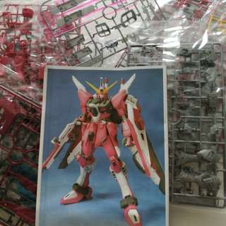 MG infinite Justice Gundam for sale