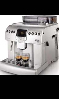 Philips saeco One touch cappuccino Coffee Machine
