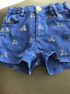 Le petit society shorts