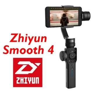  ZhiYun Smooth 4 Smartphone Gimbal (Pre Order)