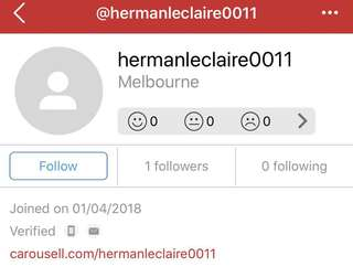 BEWARE!! This person is a SCAM!!