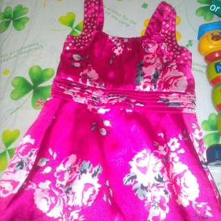 Dress 1 to 5years old