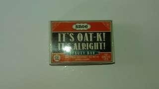 Snoe Oatmeal Soap