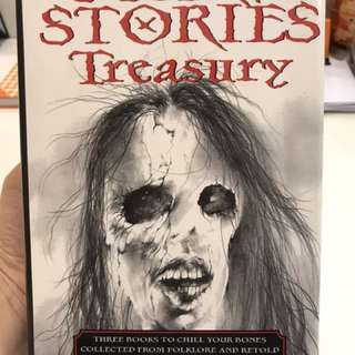 Ghost Story Book