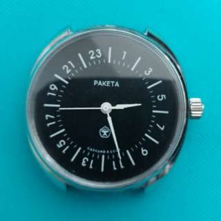 Vintage Raketa Manual Watches 古董手錶