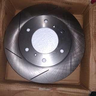 Triton Disc Brake Rotor