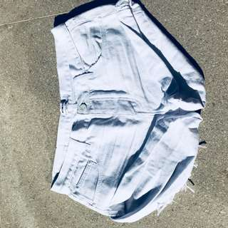 OneTeaSpoon - White shorts
