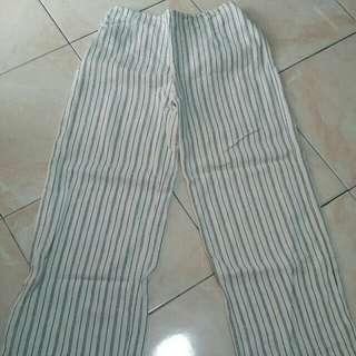 Jukaykaysale Stripes Boho Pants