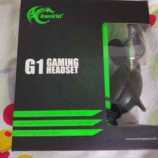 Kworld Headset Gaming G1