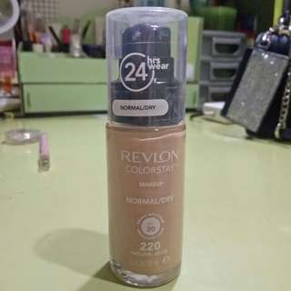 Revlon Colorstay Foundation Shade 220 Natural Beige