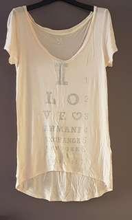 Armani Exchange Pink T-shirt
