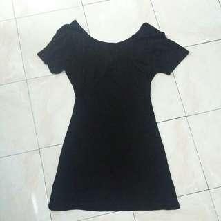 GTW by SM Black Dress