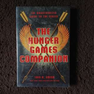 The Hunger Games Companion Book