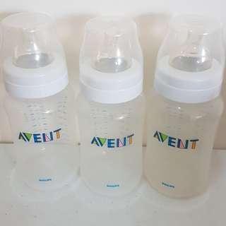 Avent 11oz Bottles