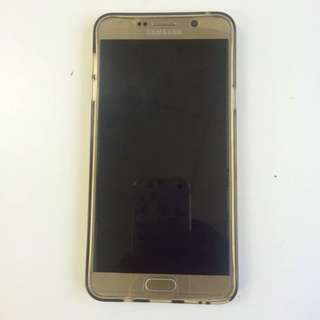 Samsung note 5 32G Gold