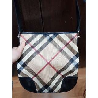 100% Authentic Burberry Sling Bag