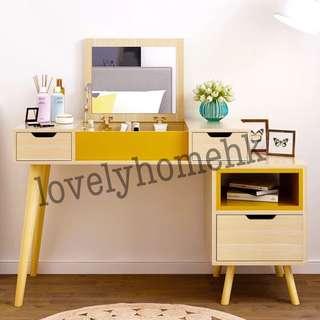 化妝桌 梳妝台 梳妝台 化妝枱 梳妝檯 dressing table