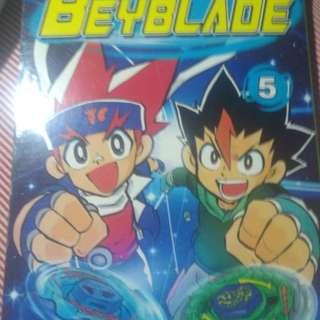 Metal Fight Beyblade manga